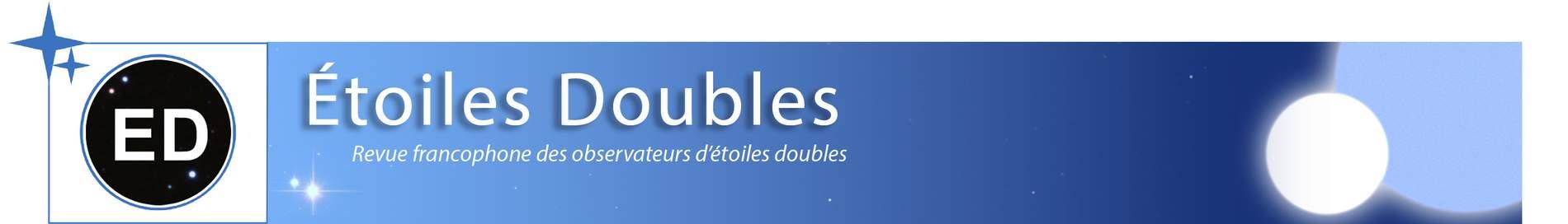 Revue Etoiles Doubles - Astronomie